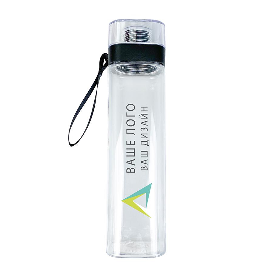 Бутылка с логотипом для воды