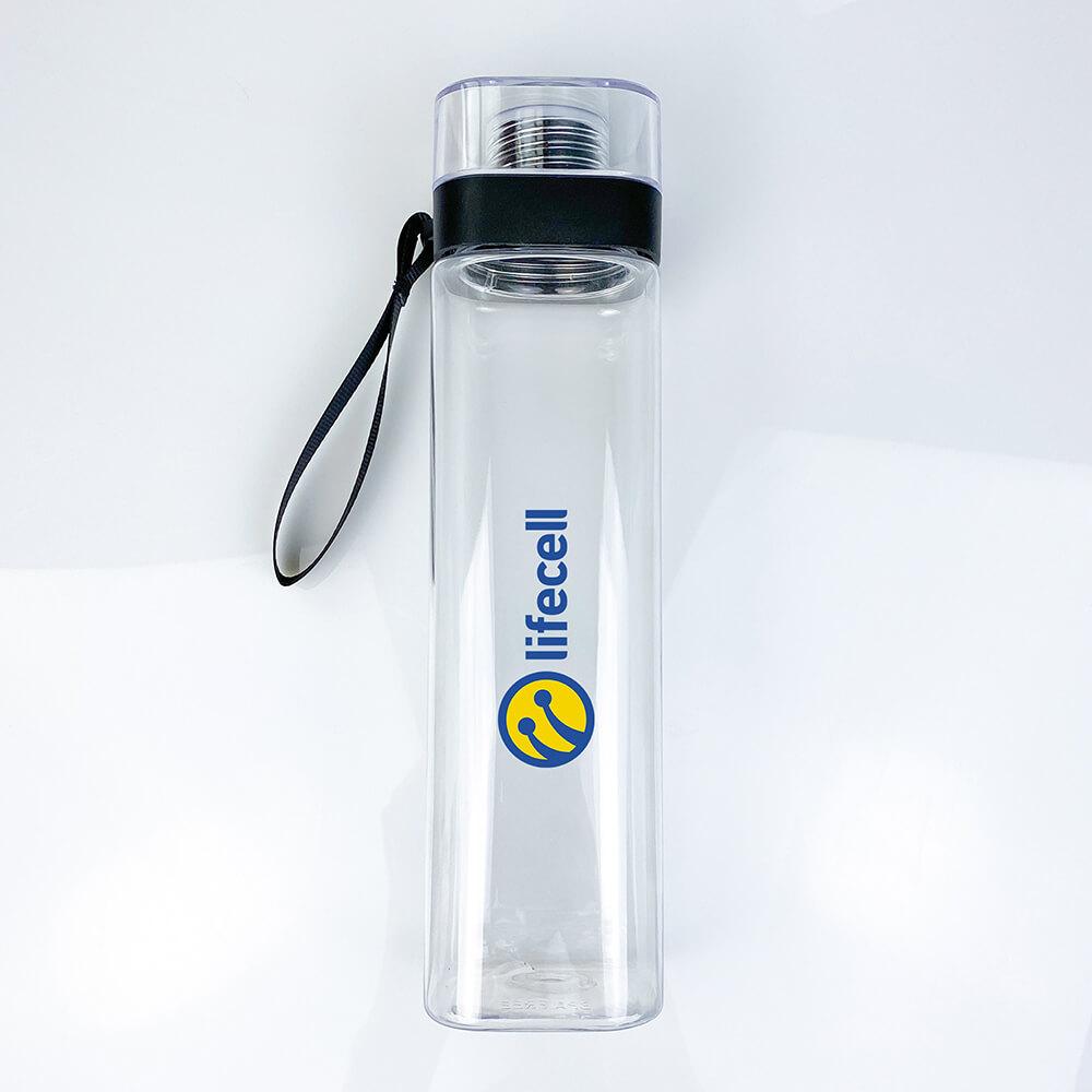 Печать на бутылках для воды
