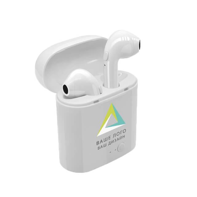 Беспроводные наушники с вашим логотипом