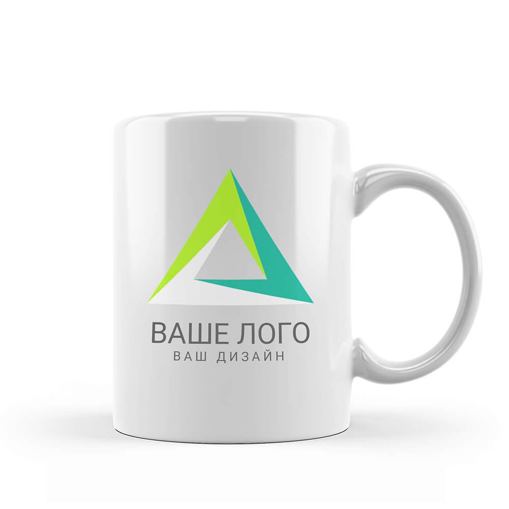 Чашки с вашим логотипом