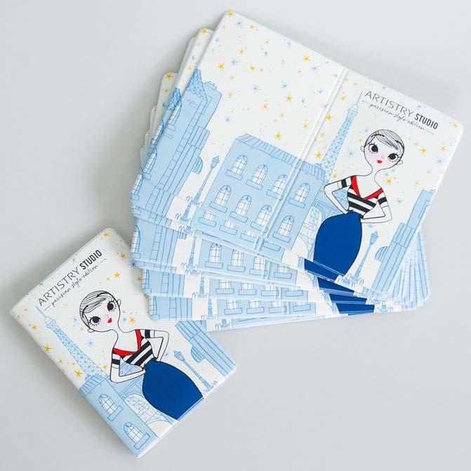Печать на обложках для паспорта