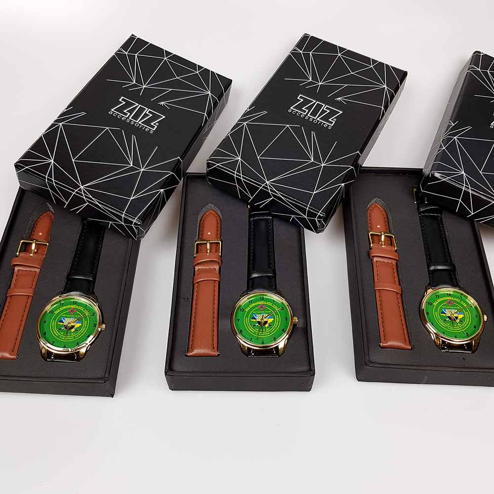 часы с логотипом под заказ