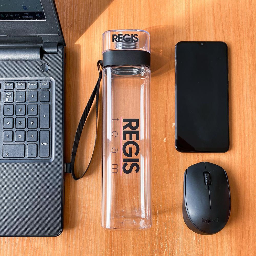 Пляшка для води на корпоративний подарунок