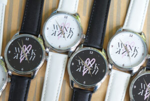 годинник з логотипом під замовлення