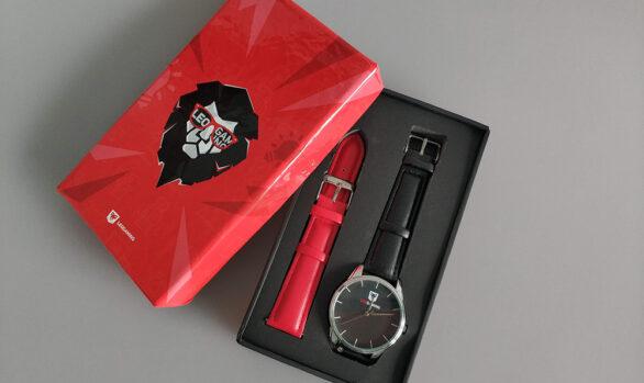 Часы брендированные