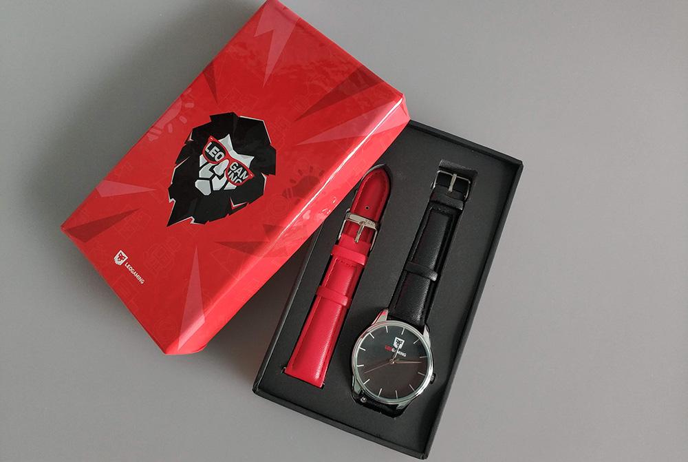 годинник з лого під замовлення