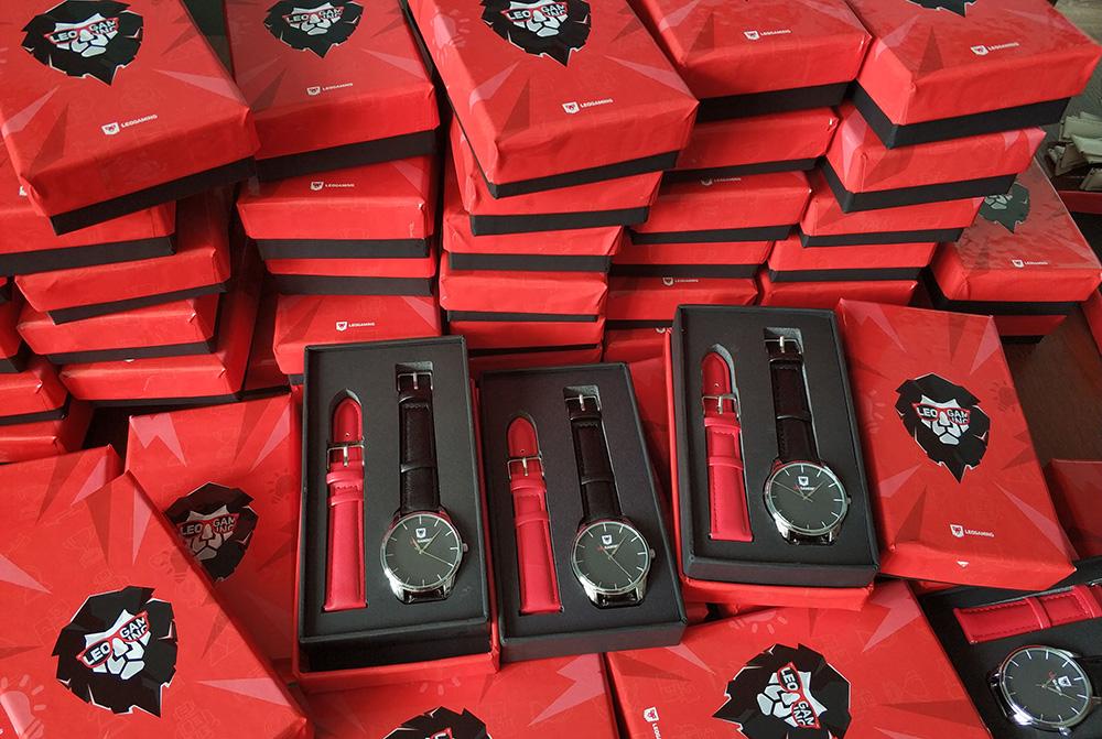 замовити годинник з логотипом