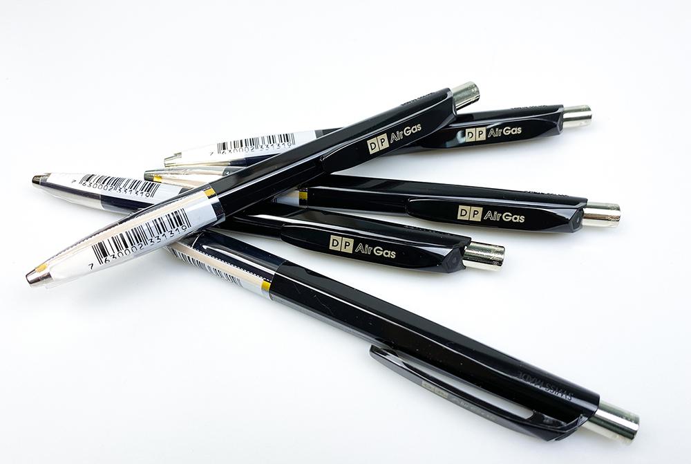 Ручки з логотипом картинка №2
