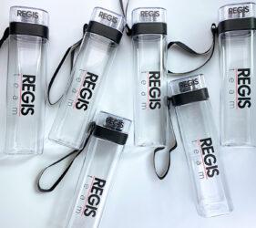 бутылки с логотипом