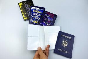 корпоративні обкладинки для паспорту