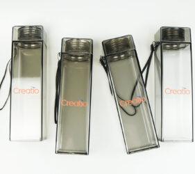 пляшка для води з логотипом