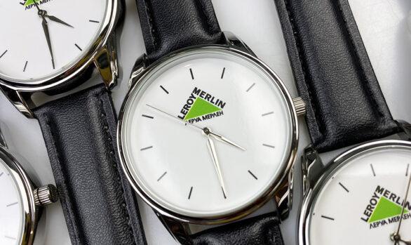 Годинник наручний з логотипом