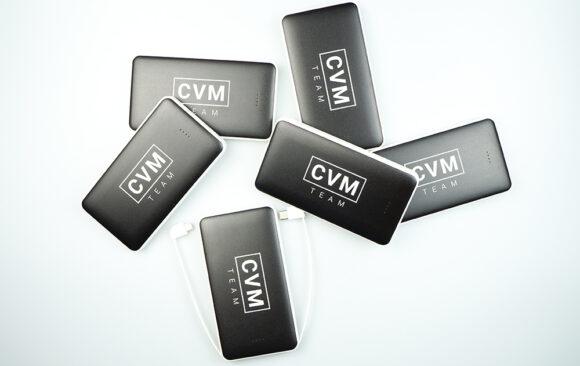 Корпоративні портативні батареї з логотипом