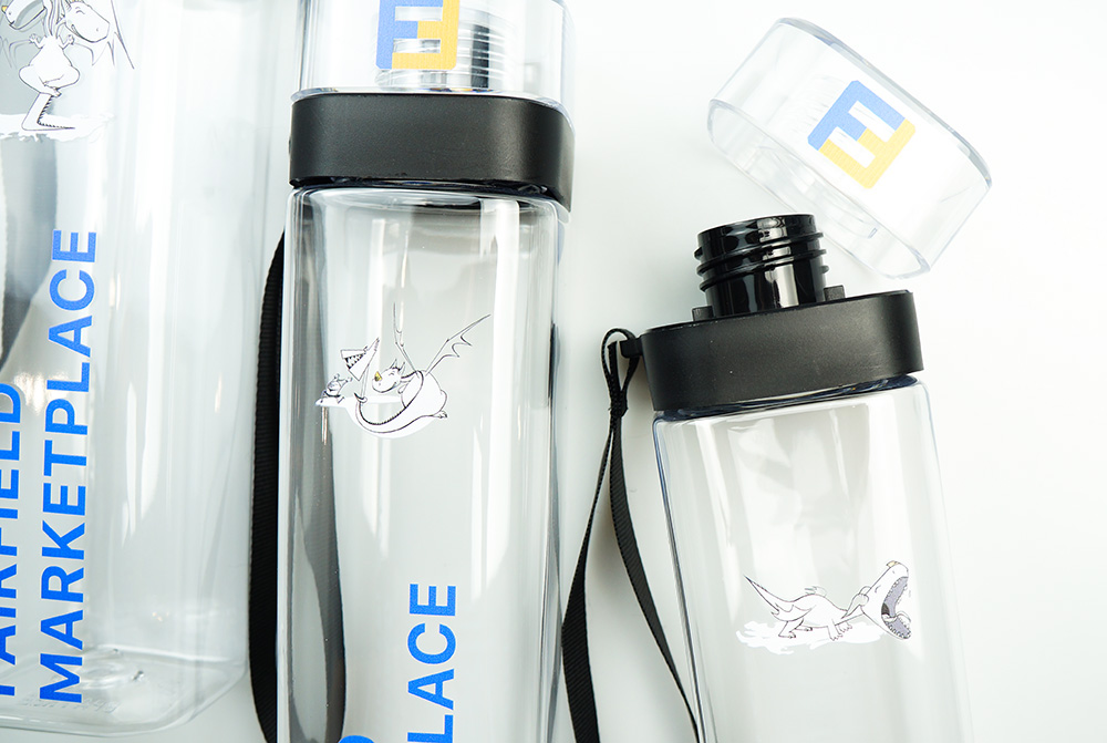 спортивные бутылки с логотипом