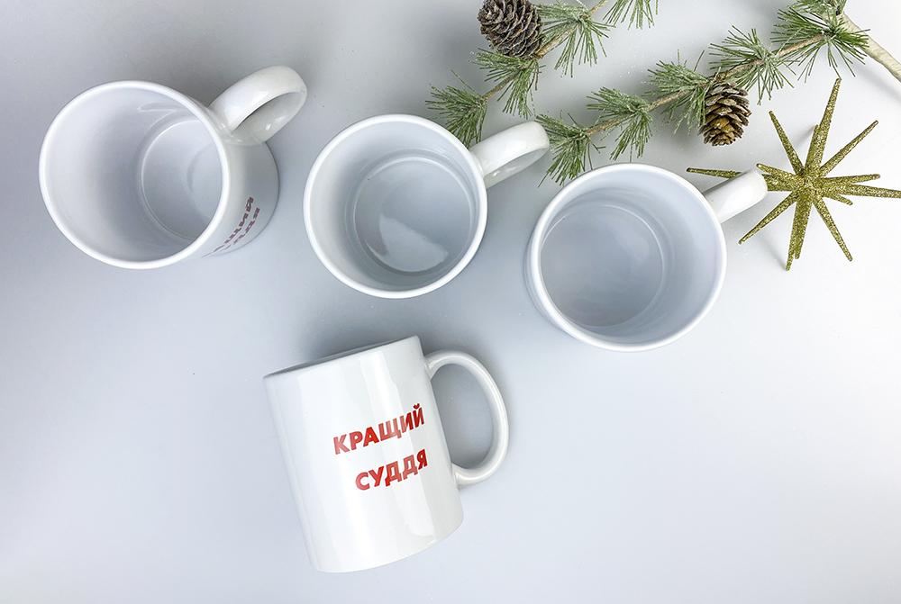чашка с логотипом керамическая