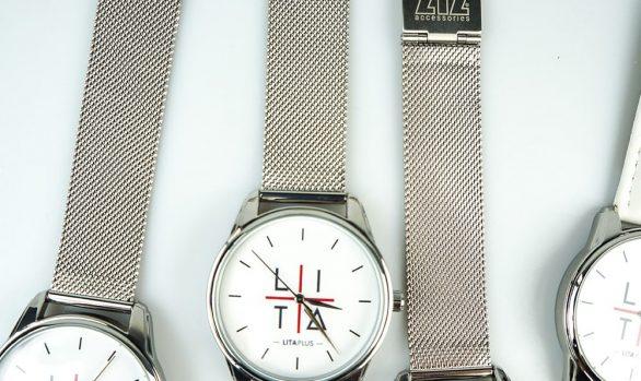 Наручний годинник в корпоративному стилі | Branding.ziz.ua картинка №7