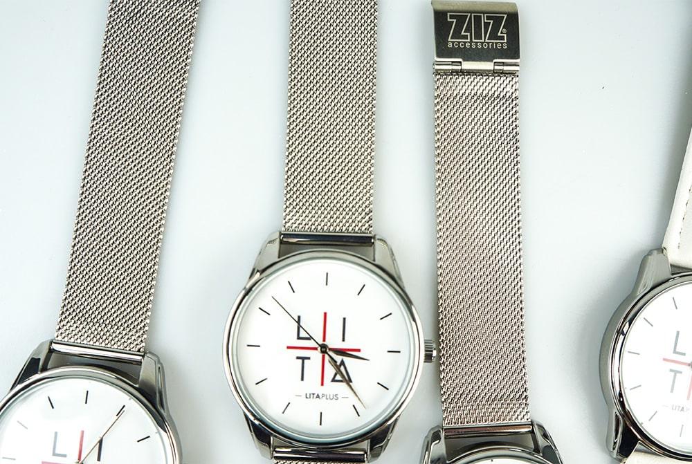 Часы с логотипом под заказ картинка №8
