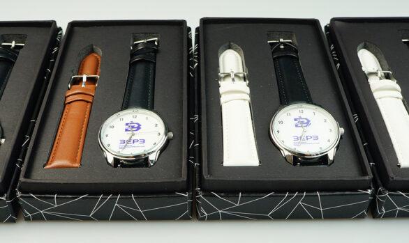 Наручний годинник в корпоративному стилі | Branding.ziz.ua картинка №5