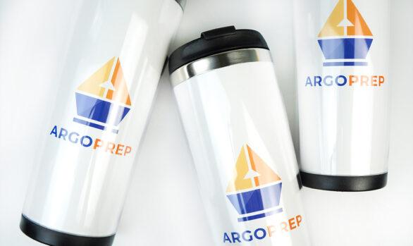 Термокружка під замовлення з логотипом AgroPrep