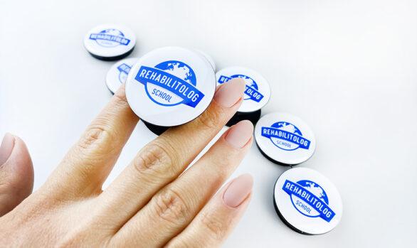 Попсокети з лого | Branding.ziz.ua картинка №4