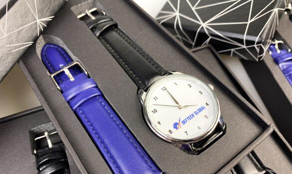 Наручний годинник в корпоративному стилі | Branding.ziz.ua картинка №3