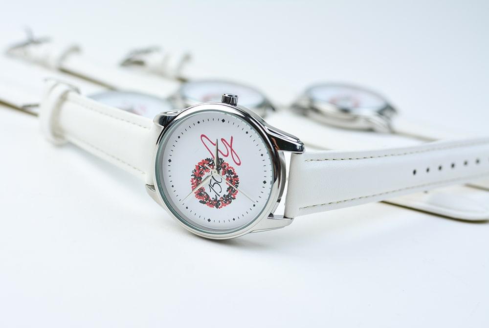 Часы с логотипом под заказ картинка №2